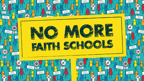 Cancelled: No More Faith Schools: Kent Humanists